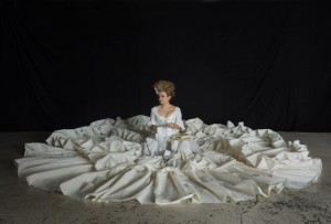 """Sylvia Milo in """"Mozart's Sister"""""""