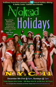 End Times Productions' Naked Holidays 2011