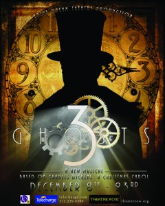 "Pipe Dream Theatre's ""3 Ghosts"""