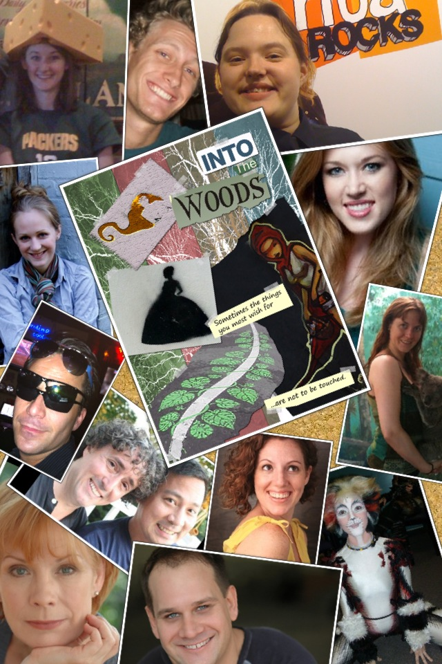 Into the Woods actors