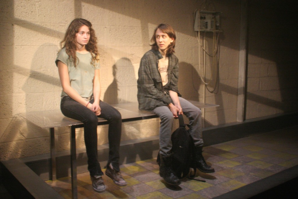 """""""Recall"""" by Eliza Clark, directed by Adrienne Campbell-Holt"""