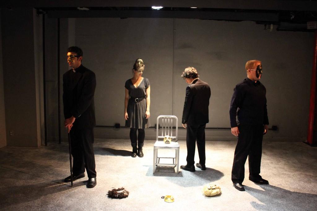 Antigone, by Perchance to Dream Theatre