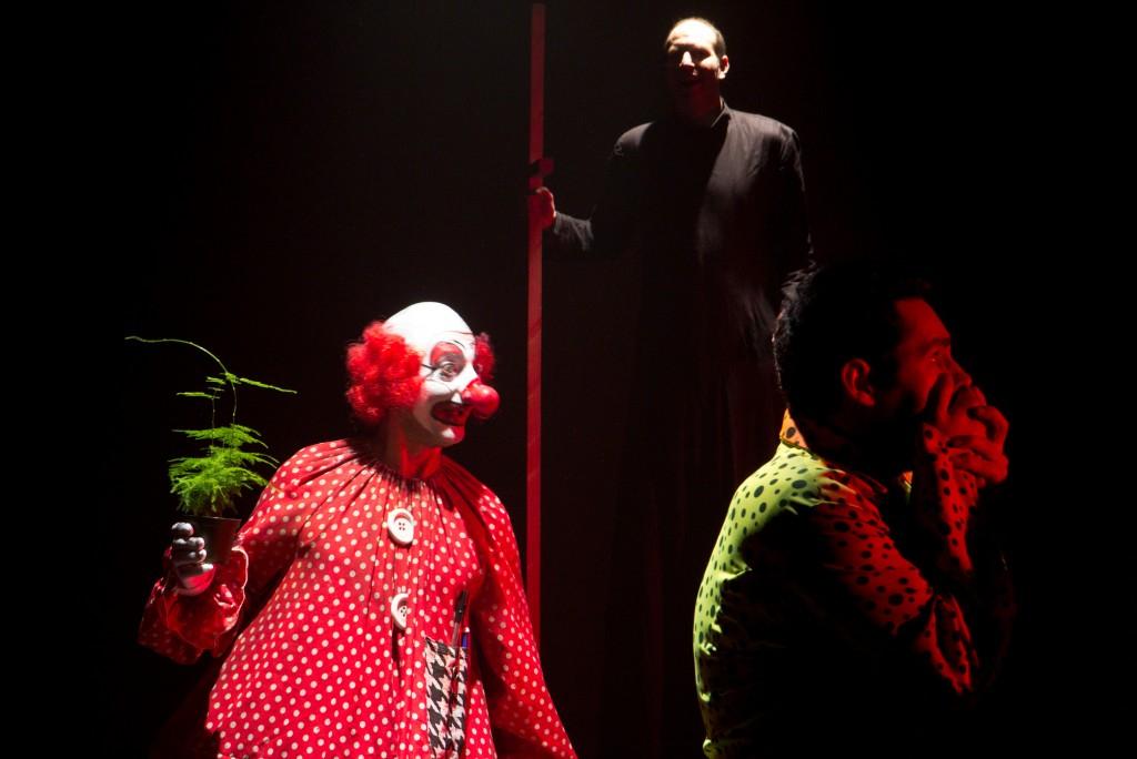 """Godlight Theatre Company's """"The Pilo Family Circus"""""""