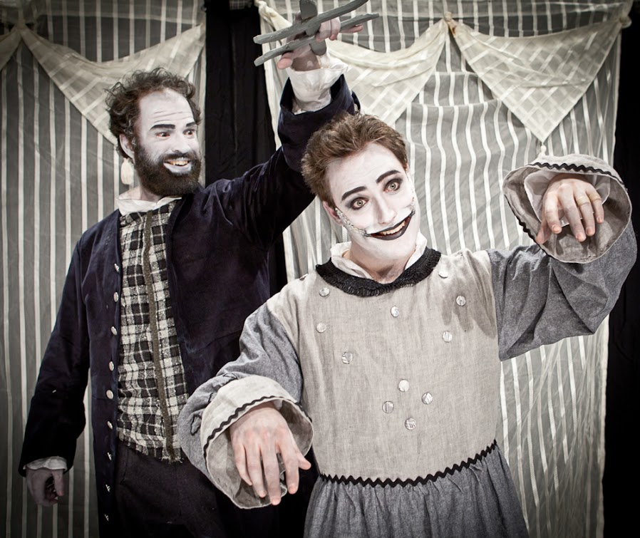 "Stolen Chair Theatre Company's ""The Man Who Laughs"""