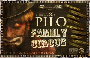 "Godlight Theatre Company's ""The Pilo Family Circus"""