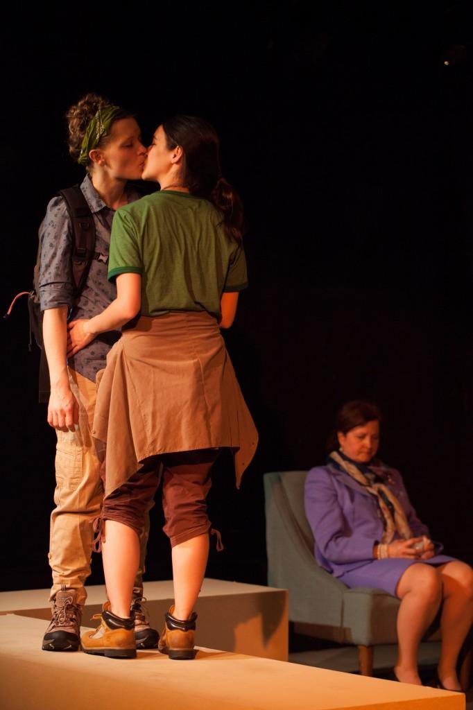 Sans Merci featuring Alisha Spielman, Rachael Hip-Flores, and Susan Ferrara Photo credit Titus Winters