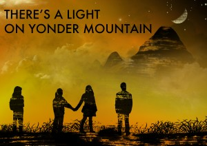 "aMios and Horse Trade present ""There's a Light on Yonder Mountain"""