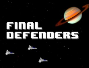 "Dysfunctional Theatre Company presents ""Final Defenders"""
