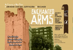 StrangeDog Theatre Company presents Enchanted Arms