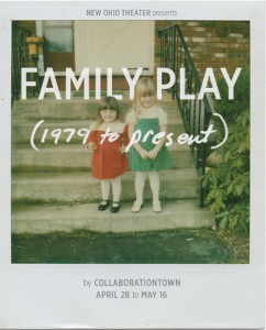 Collaboration Town presents Family Play (1979 to present)
