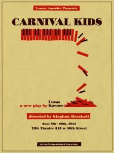 Lesser America presents Carnival Kids
