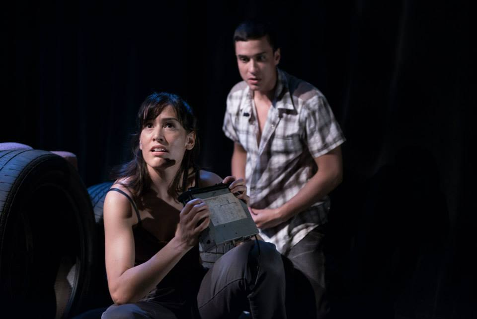 Repertorio Español presents Así van los fantasmas de México, primera parte, written by Matthew Paul Olmos, directed by Estefanía Fadul