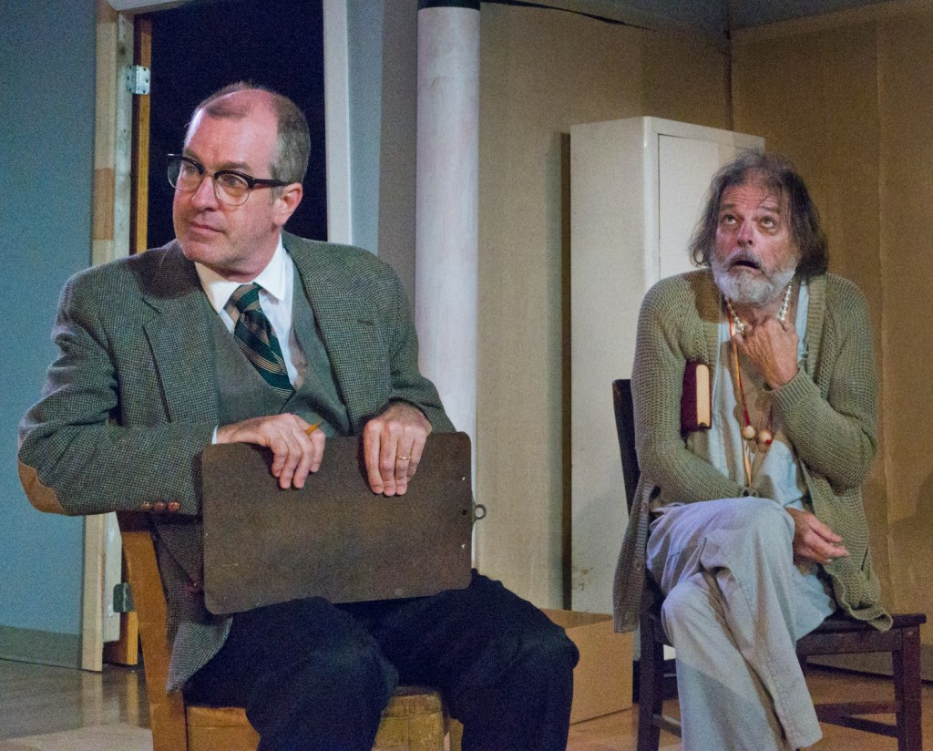 Peculiar Works presents 3 Christs, photo © 2014 Jim R Moore / Vaudevisuals