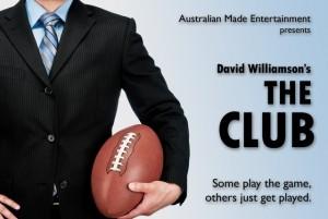 Australian Made Entertainment presents The Club