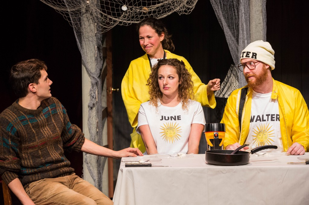 Wide Eyed Productions presents Dead Special Crabs, photo by Al Foote III