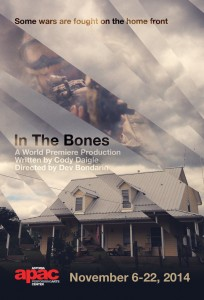 Astoria Performing Arts Center presents In the Bones by Cody Daigle