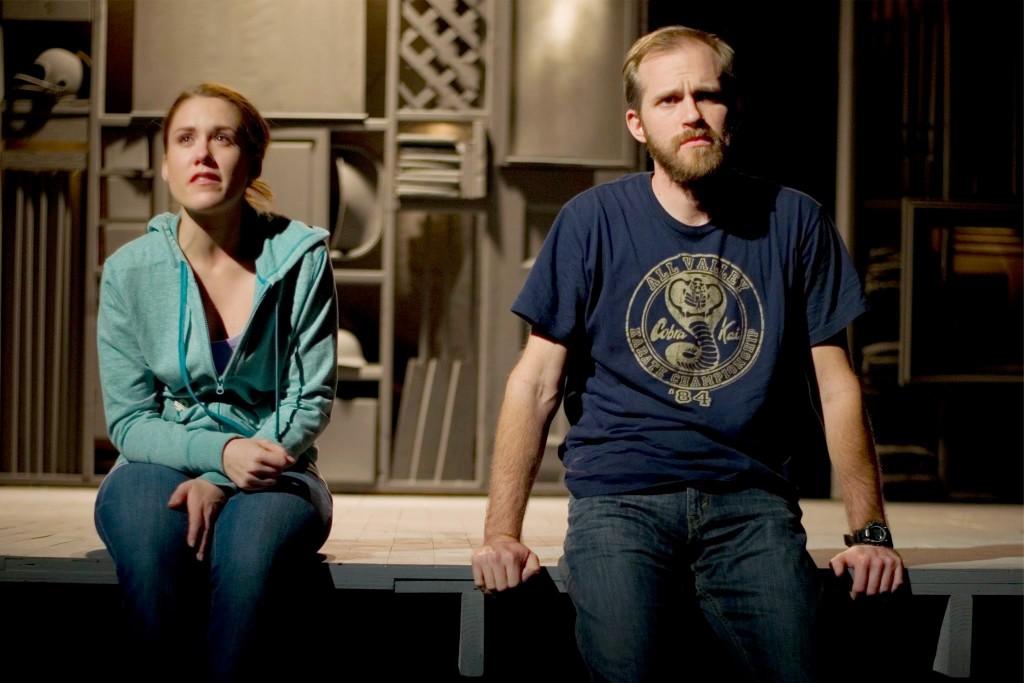 Astoria Performing Arts Center presents Cody Daigle's In the Bones, photo by Michael Dekker