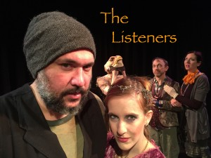 The Brick Theater presents The Listeners, by Matthew Freeman