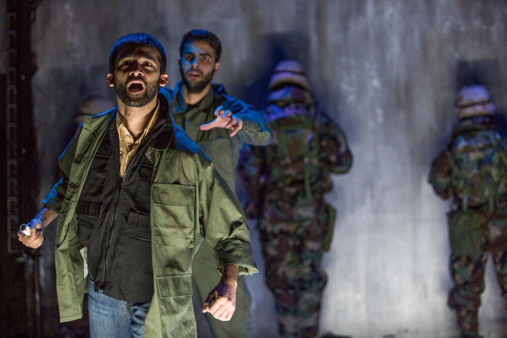 Poetic Theater Productions presents Dijla Wal Furat: Between the Tigris and the Euphrates, by Maurice Decaul, irected by Alex Mallory