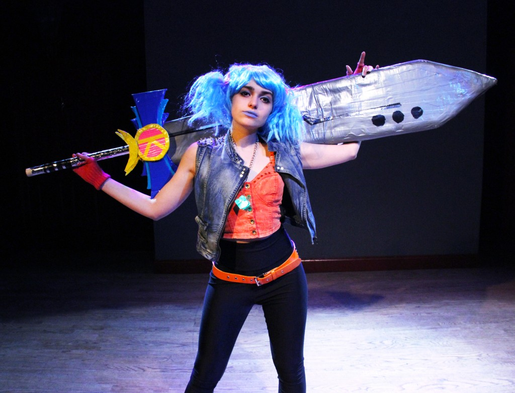 The PIT presents Kapow-i GoGo, written by Matt Cox, photo by Crystal Arnette