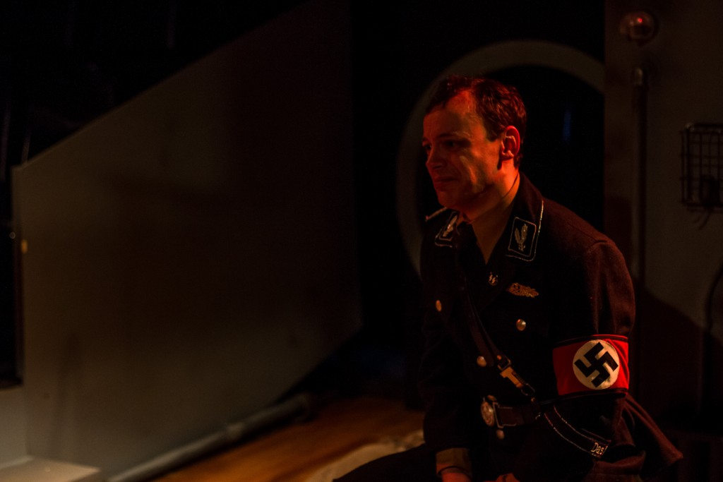 The Temple, or, Lebensraum, written and directed by Nat Cassidy, photo by Michael Markham
