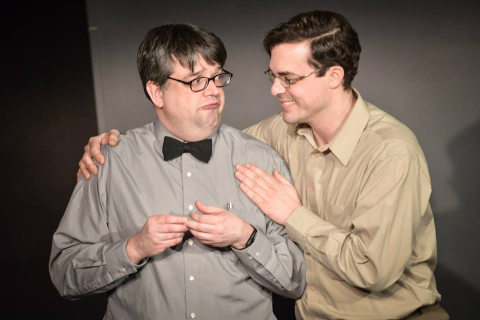 Dysfunctional Theater Company presents Making History, written by Mim Granahan, directed by Eric Chase, photo by Cary Davis