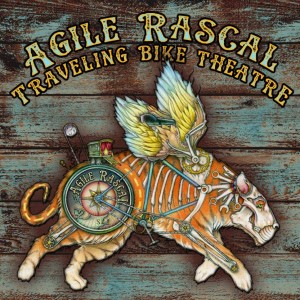 Agile Rascal Traveling Bike Theatre