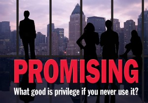 InProximity Theatre presents Promising, written by Michelle Elliott
