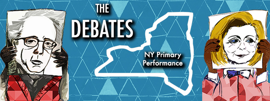Theater in Asylum presents The Debates