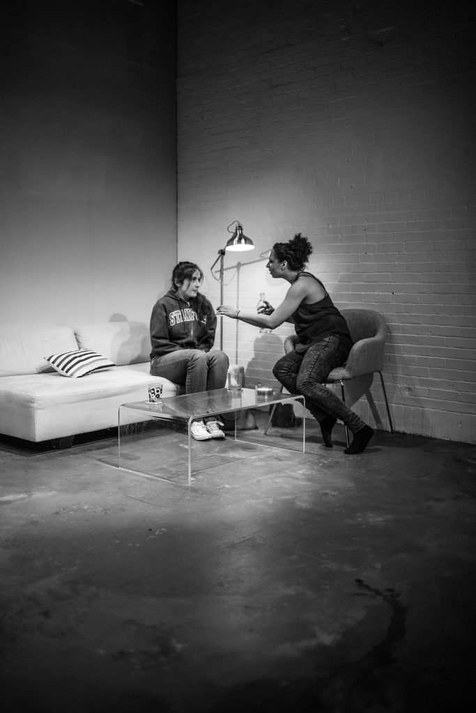 Red Caravan presents Paz Pardo's RUBBERMATCH, directed by Andrew Willis-Woodward, photo by Anne Whitman