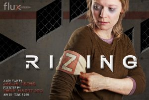 Flux Theatre Ensemble presents RIZING by Jason Tseng, directed by Emily Hartford