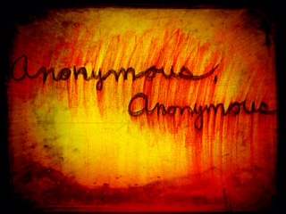 Pogue Mahone Productions presents ANONYMOUS, ANONYMOUS by Jason Sofge, part of FringeNYC 2016