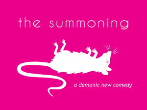 Fat Knight Theatre presents THE SUMMONING, written by Charlotte Ahlin, part of Winterfest 2017