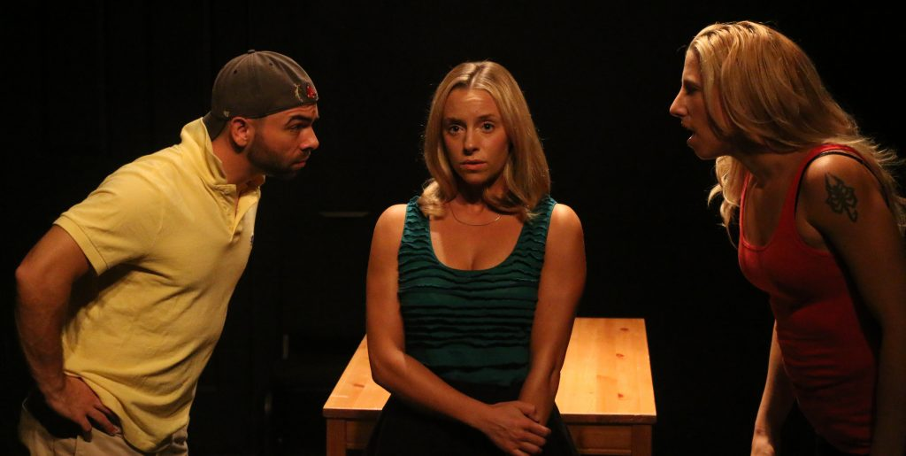 Recognize Theatre presents EXPOSED, photo by B. Molloy