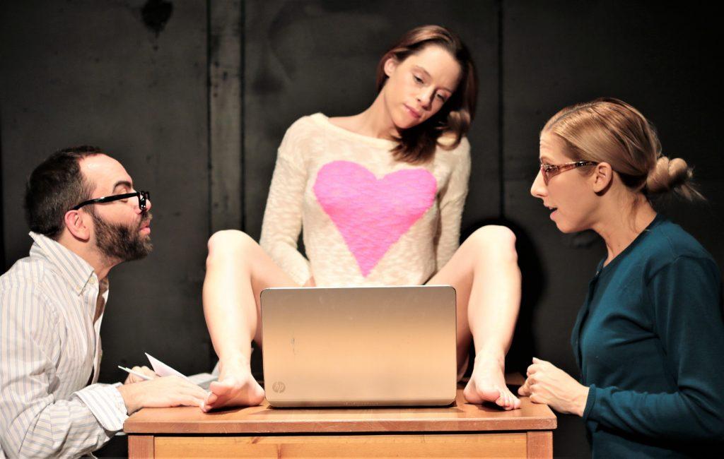 Recognize Theatre presents EXPOSED