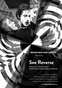 Broken Box Mime Theater presents SEE REVERSE
