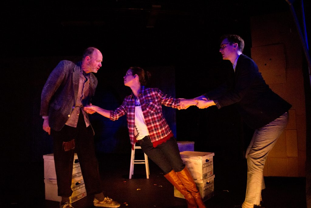 Athena Theatre presents SUB-BASEMENT at IRT Theater