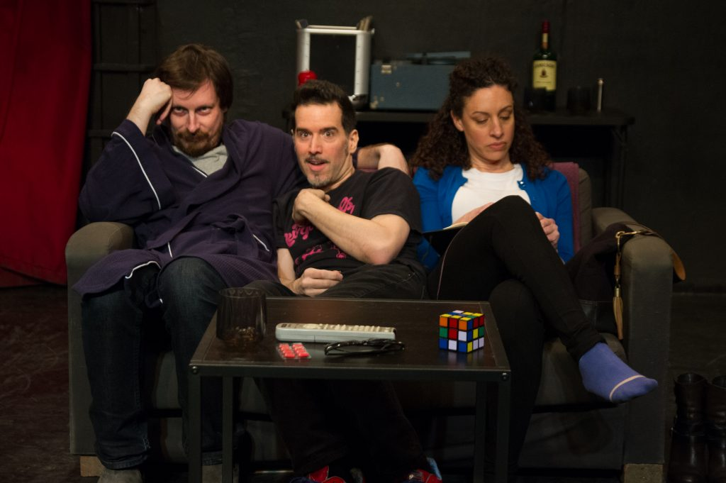 Hot Tramp Productions presents KYLE by Hollis James, directed by Emily Owens, photo by Jody Christopherson