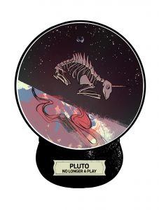 Superhero Clubhouse presents PLUTO (no longer a play)