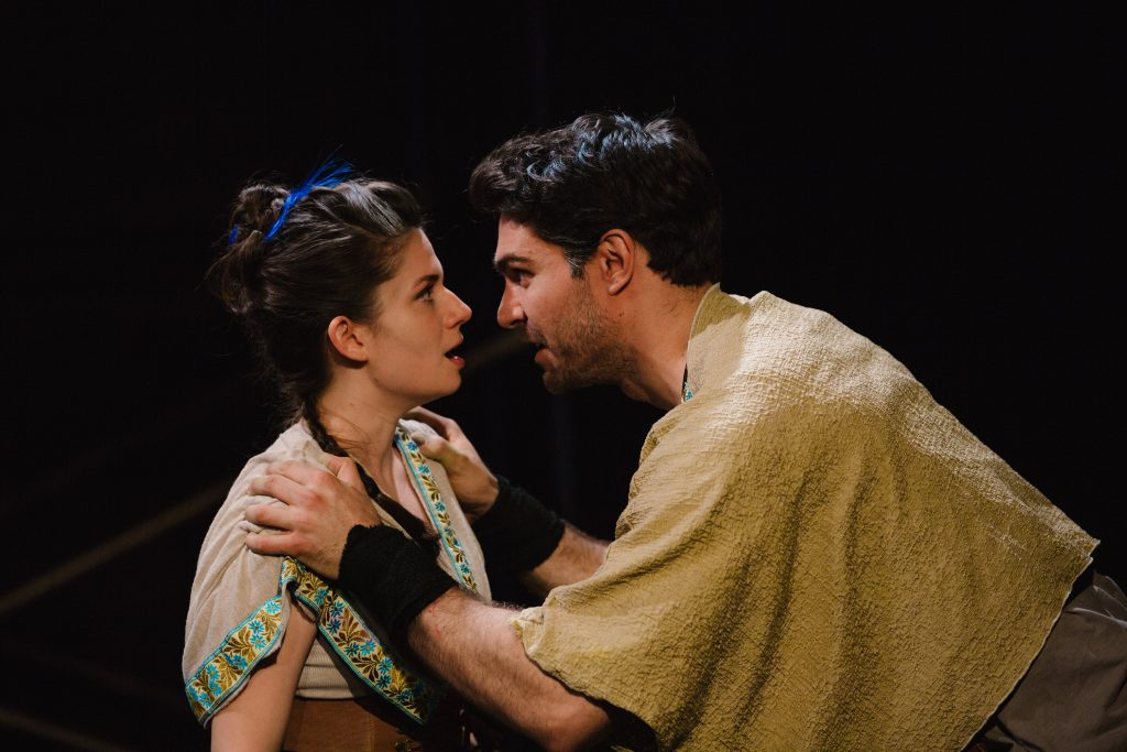 Improbable Stage presents THAT WHICH REMAINS, adapted from Titus Andronicus, directed by Stacy A. Donovan, photo by Corinne Louie Photography