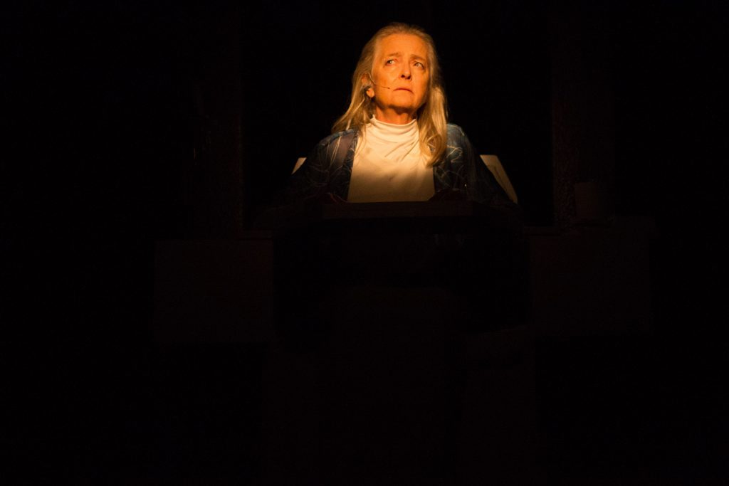 HERE and thingNY present THOMAS PAINE IN VIOLENCE, created, written, and scored by Paul Pinto, directed by Rick Burkhardt, photo by Benjamin Heller