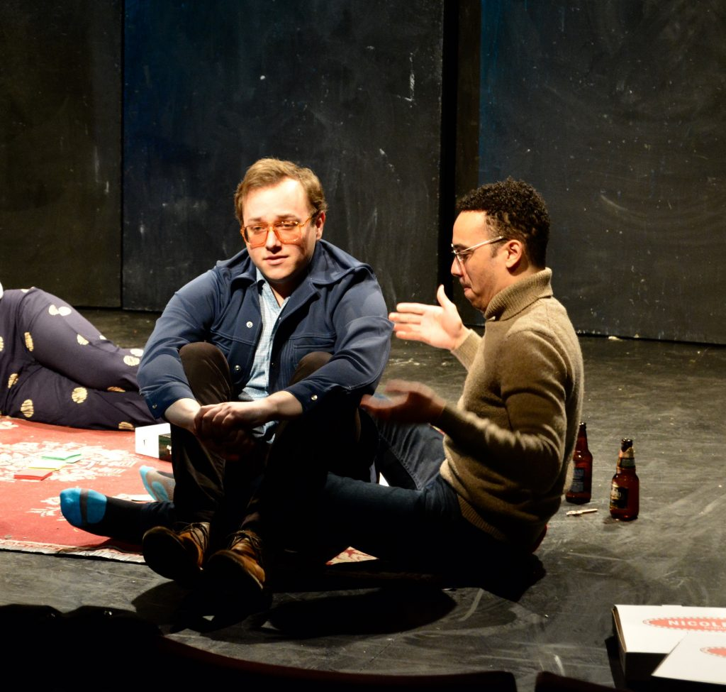 DOOLEY by Manning Jordan, directed by Alice Cash, at FRIGID 2018, photo by Alice Cash