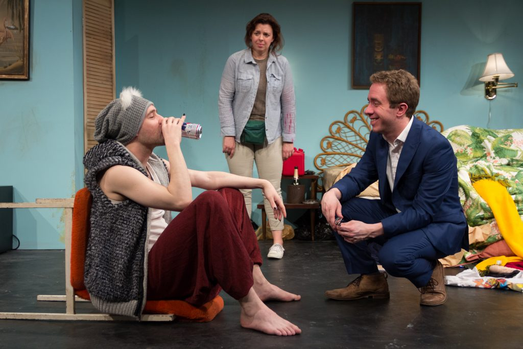 Randomly Specific Theatre presents KOALAS ARE DICKS, written by Larry Phillips, directed by Ben Liebert, photo by Zoe Lintzeris