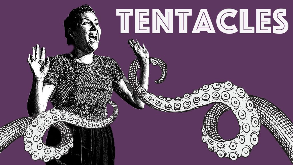 Voyage Theater Company presents TENTACLES, written by Tessa Flannery, directed by Rebecca Cunningham, at the 2018 FRIGID Festival