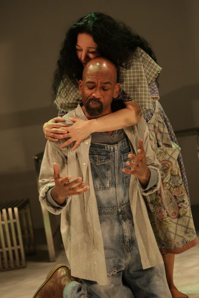 Phoenix Theatre Ensemble presents JUDAS, written by Robert Patrick, directed by Craig Smith, photo by Gerry Goodstein