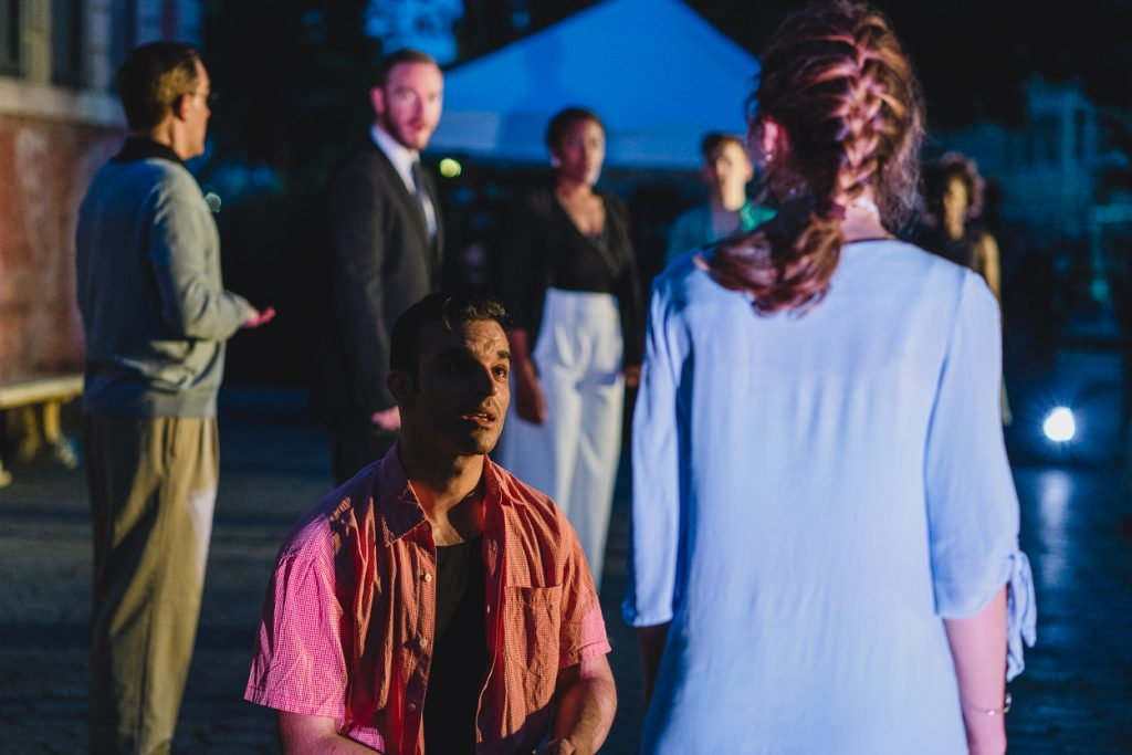 Smith Street Stage presents A MIDSUMMER NIGHT'S DREAM, directed by Jonathan Hopkins, photo by Chris Montgomery Photography