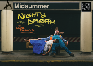 Smith Street Stage presents A MIDSUMMER NIGHT'S DREAM, directed by Jonathan Hopkins