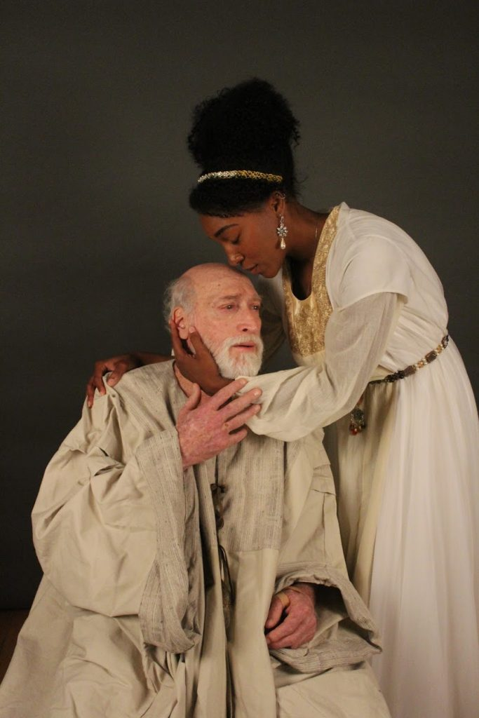 Hip to Hip Theatre Company presents William Shakespeare's KING LEAR, directed by Jason Marr, photo by Julian Voloj