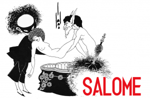 M-34 presents SALOME, written by Oscar Wilde in a new English translation by director James Rutherford