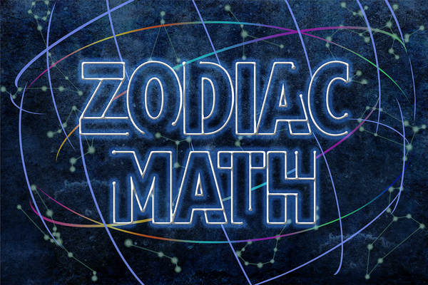 The New Collectives present ZODIAC MATH, written and performed by Elizabeth May, directed by Lindsey Hope Pearlman